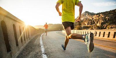 Chạy bộ giúp đốt cháy lượng mỡ thừa trên toàn cơ thể