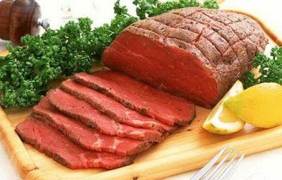 Thịt bò nạc