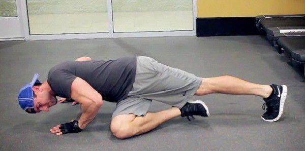 Bài tập cơ bụng 6 múi bằng cách xoay bụng Thể Hình Channel
