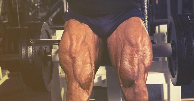 Bài tập giúp chân to nhanh hiệu quả cho nam
