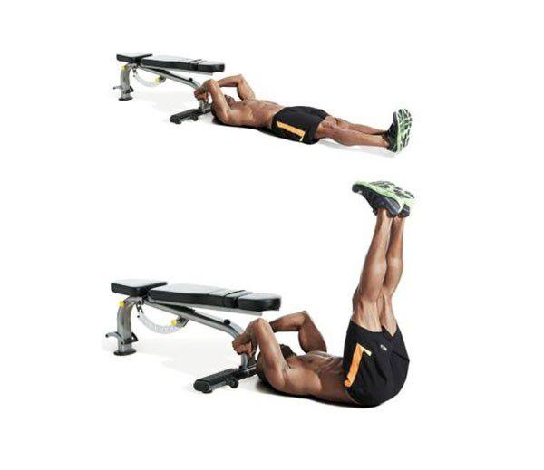Động tác nâng chân