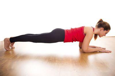 Plank là bài tập giúp săn chắc cơ bụng tốt nhất