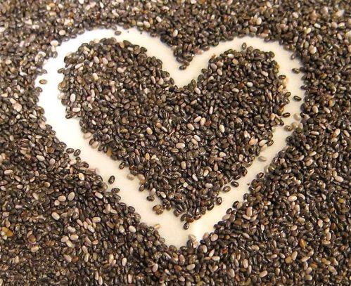 Hạt Chia - Sử dụng chung với các món ăn khác, tăng thêm độ ngon cho món ăn.