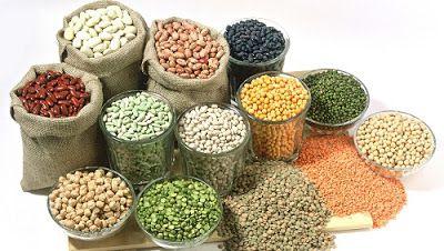 Các loại đậu tuy rẻ nhưng rất nhiều chất có ích
