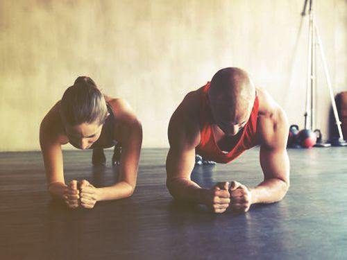Bài tập Plank nâng cao