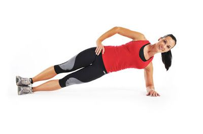 Side Plank - Plank nghiêng