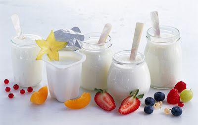 Sữa chua có thể kết hợp đước với rất nhiều loại trái cây bổ dưỡng