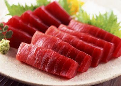 Cá ngừ là món ăn rất dinh dưỡng, một quà tặng của đại dương