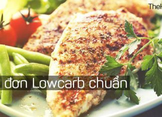 15 thực đơn giảm cân theo tiêu chuẩn của Low Carb