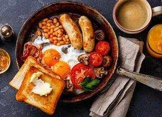 Lưu ý khi ăn sáng để người gầy tăng cân nhanh trong tập thể hình
