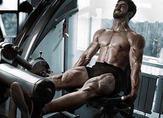 Các bài tập giúp chân to nhanh hiệu quả nhất, cơ đùi lớn