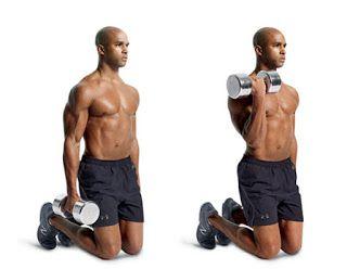 18 bài tập tay trước cho cơ bắp cuồn cuộn (Phần 1) Thể Hình Channel