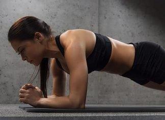 Tập luyện cho eo thon nhanh và hiệu quả với Plank