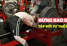 5 Bài tập Gym tuyệt đối không nên thử tập