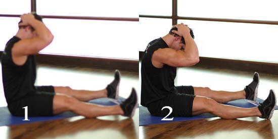 Bài tập cơ cổ Neck Stretch