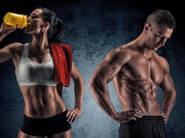 Phân biệt nhóm cơ trên cơ thểPhân biệt nhóm cơ trên cơ thể
