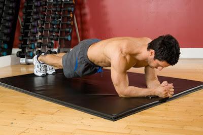 Động tác Plank thấp