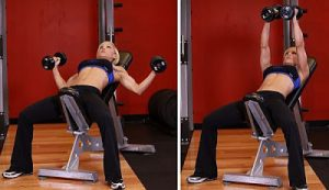 Incline-Dumbbells-Flyes-Woman