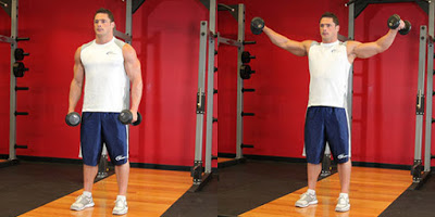 Side Lateral Raise