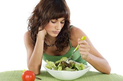 Chán ăn khiến người gáy khó tăng cân hiệu quả