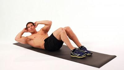 Gập bụng có một phương pháp hít thở riêng