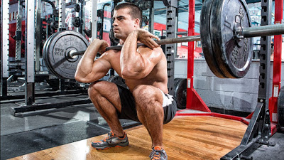 Hít thở đúng cách trong tập gym