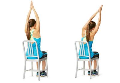 Bài tập uốn thân trên để giảm đau lưng