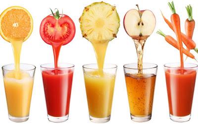 Các loại nước sinh tố chứa rất nhiều calo giúp người gầy tăng cân nhanh
