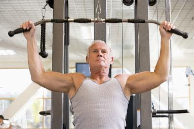 Người cao tuổi sẽ có phương thức tập riêng