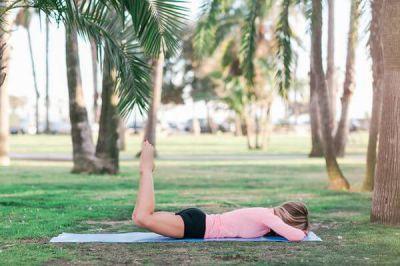 Những bài tập giảm mỡ bụng, săn cơ giúp chị em có vòng 3 hoàn hảo Thể Hình Channel
