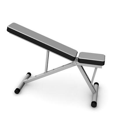 Bench - Băng ghế tập