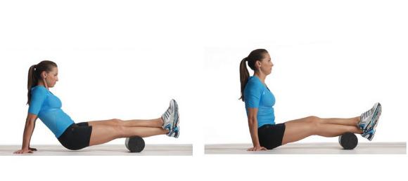 Peroneals-SMR + Calves-SMR - Bài tập lăn bắp chân Thể Hình Channel