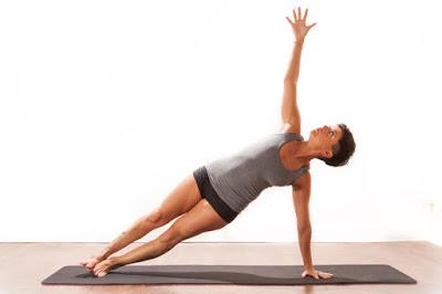 Side Plank - Plank ngiêng