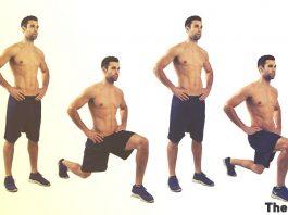 Bài Split Squat
