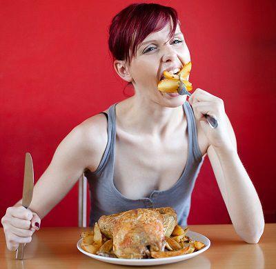 Ăn nhiều hơn và nhanh hơn