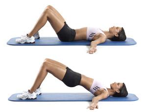 Động tác Hip Thrust