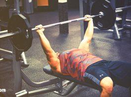 Đẩy ngực rộng tay - Wide Grip Bench Press