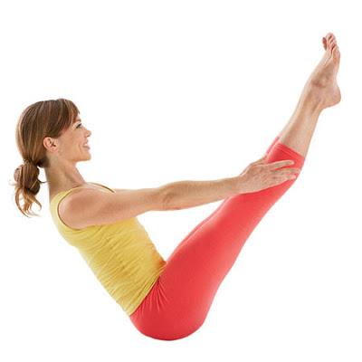 Tập Yoga giảm mỡ bụng, mau chóng lấy lại bụng phẳng Thể Hình Channel
