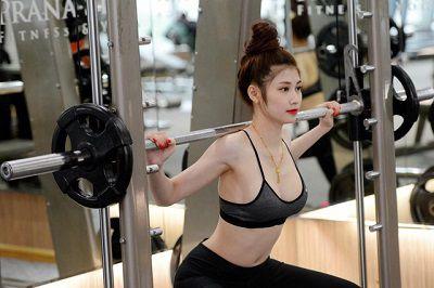 Gym cho nữ giờ đây rất phổ biến