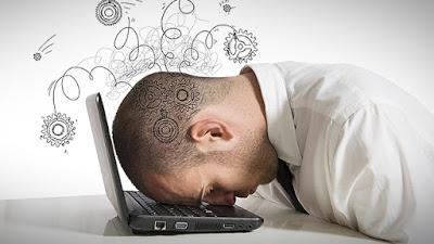 Nên thư giãn đầu óc tránh căng thẳng quá lâu