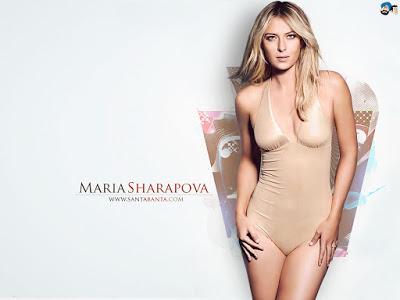 Bộ ảnh áo tắm khoe thân hình nóng bỏng của Sharapova Thể Hình Channel