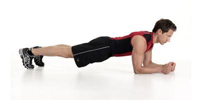 Động tác Plank cơ bản