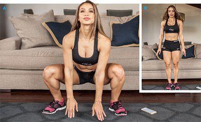 Tập Gym tại nhà mà vẫn có mông to đùi thon gọn Thể Hình Channel