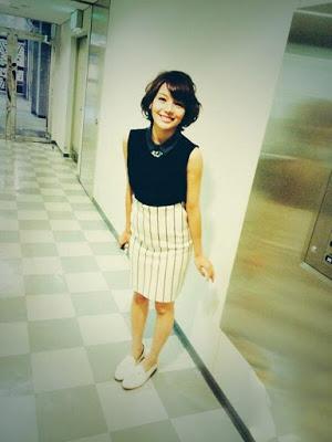 """Tina Yuzuki là """"thánh nữ"""" mang hai dòng máu Nhật Bản và Bồ Đào Nha. Không chỉ sở hữu gương mặt xinh đẹp, Tina còn có thân hình khá chuẩn."""