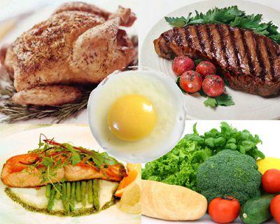 Những loại thực phẩm giúp chứa nhiều Protein giúp tăng cân tốt hơn