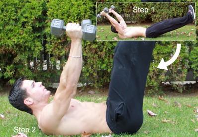 Top bài tập gym giảm mỡ bụng cho nữ tại nhà, dễ tập và hiệu quả Thể Hình Channel