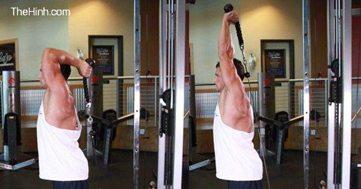 Lịch tập gym tăng cân cho nam 6 buổi 1 tuần trong 14 tuần (P2) Thể Hình Channel