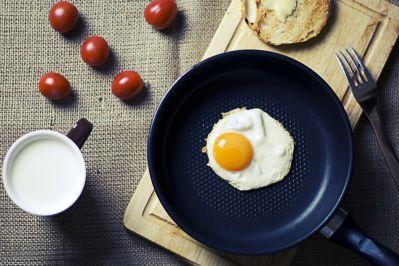 Ăn trứng vào buổi sáng giúp giảm cân tốt hơn
