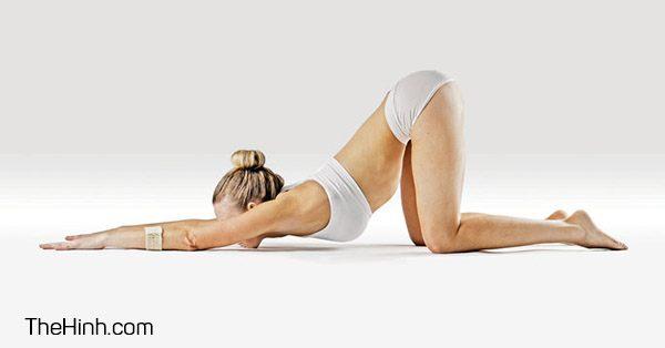 Bài tập Yoga chữa đau lưng tại nhà hiệu quả