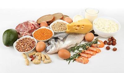 Nhớ bổ sung Protein để giúp cơ bắp phát triển